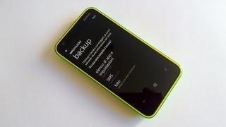 Eseguire E Ripristinare Backup Windows Phone 8