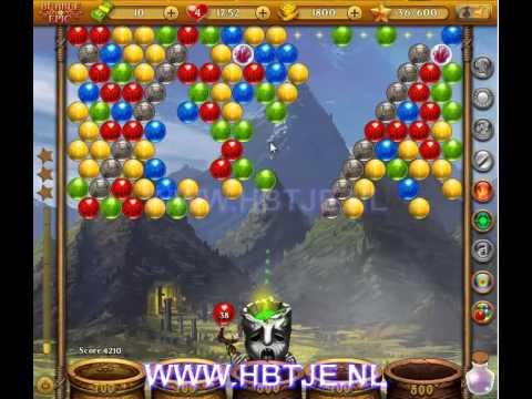 Bubble Epic level 19