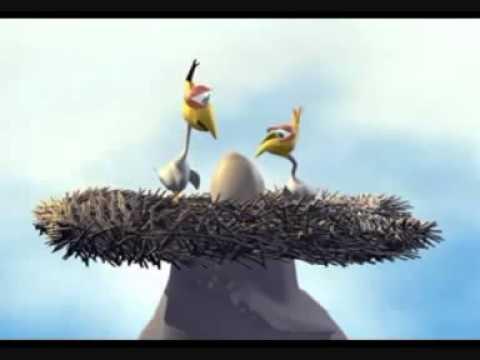 Phim hoạt hình hay nhất 2014 quả trứng xấu bụng
