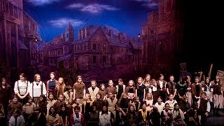 MTC Players Les Misérables at Mandell Theater, Dec. 16 2012