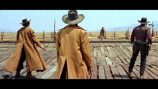 Spaguetti Western Tribute Clint Eastwood, Lee Van Cleef