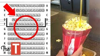 10 Dark Secrets Movie Theatres Don't Want You To Know