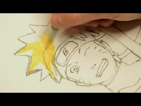 How To Draw Naruto Images