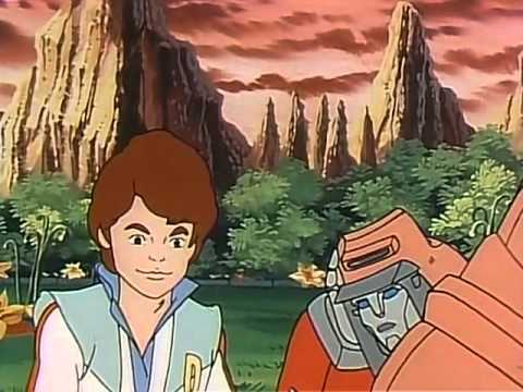 Transformers Headmasters Episodio 16 Galvatron El Indestructible