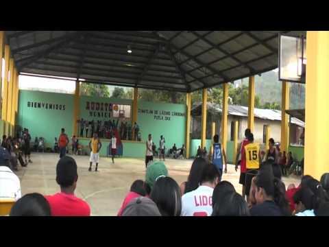 Zimatlan De Lazaro Cardenas 2013 Juegos De Basquet