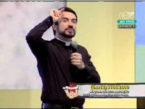 O Senhor nos fere, mas nos cura - Padre Fábio de Melo - PHN 2015