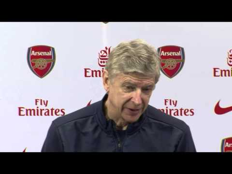Arsene Wenger Press Conference - FA Cup Tottenham - 2014-01.02