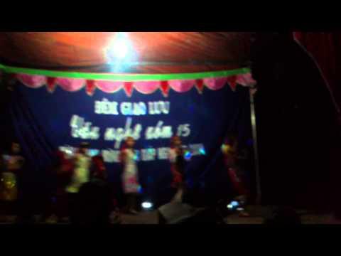 Hội diễn văn nghệ xóm 15 - múa alibaba