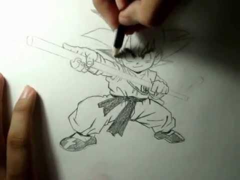Como desenhar animes