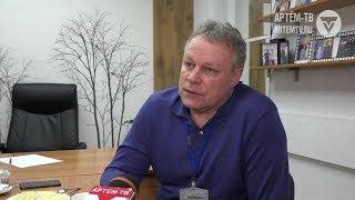 Встреча с искусством. Сергей Жигунов