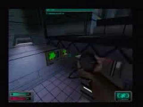 System Shock 2 promo trailer