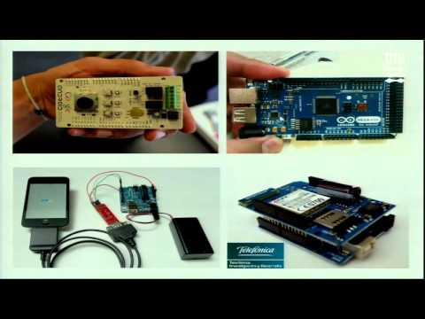 Mechatronics: Arduino & RepRap - Creating Wealth by Giving it Away