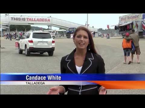 Attendance is down at Talladega Superspeedway
