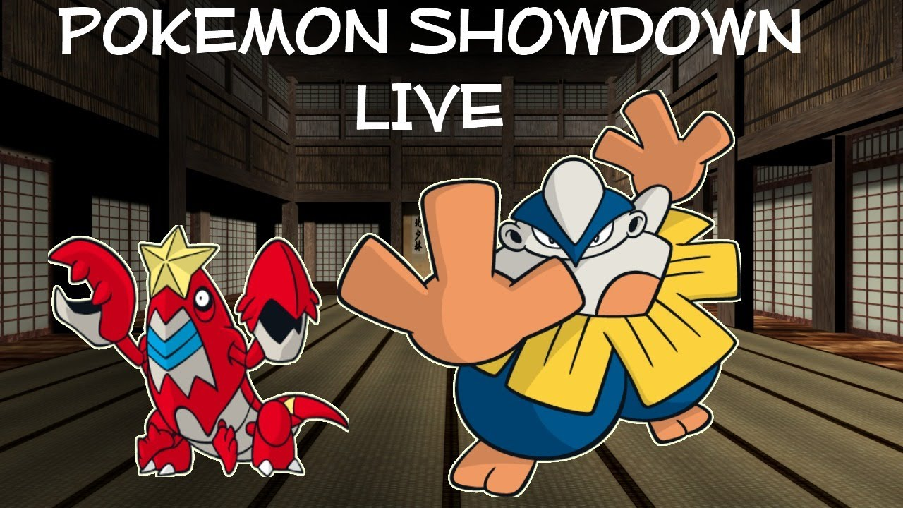 Pokemon Showdown Live ...
