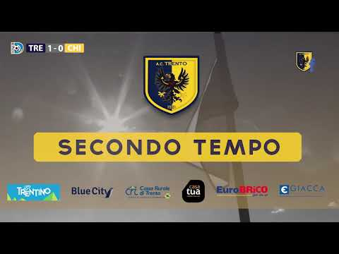 Copertina video Trento - Chions 1-1