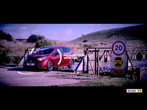 Рекордный зорбинг с участием Nissan Note