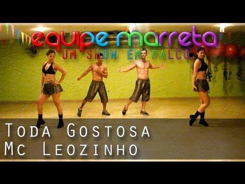 Toda Gostosa - Mc Leozinho | Coreografia Professor Jefin
