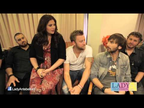 Webisode Wednesday - Episode 247 - Lady Antebellum