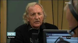 John Pilger interview Norwegian television Oct 14, 2011