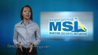 New Jersey State Police Maritime Security Initiative A