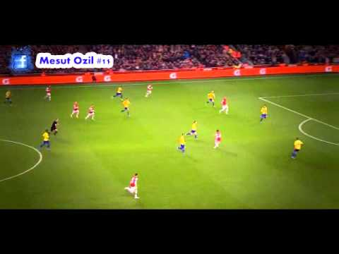 Mesut Özil Vs Coventry City - HD - The FA CUP  By: Mesut Ozil #11