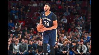 Anthony Davis' Top 10 Plays of the 2016-2017 NBA Season