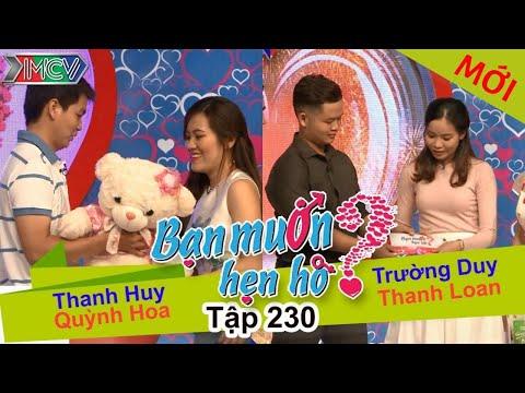 Thanh Huy - Quỳnh Trang | Trường Duy - Thanh Loan | BẠN MUỐN HẸN HÒ - Tập 230 | BMHH #230 | 251216