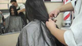 CUTTING OFF MY LONG HAIR!!! (for Locks Of Love)