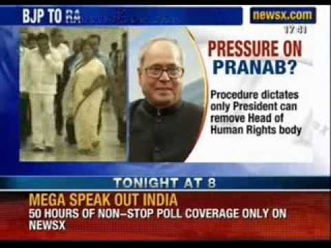 Pressure up on Ganguly to go: Didi writes to Pranab; Sibal, Jaitley want action - NewsX