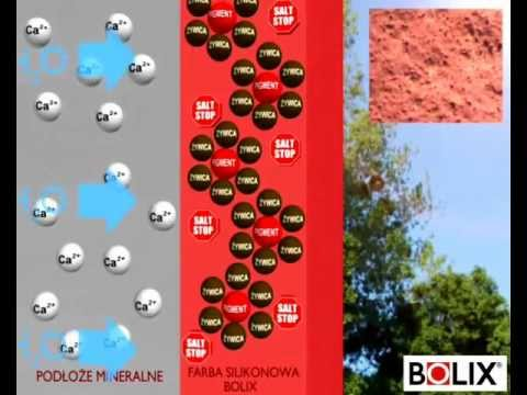 Bolix - Co jest niezwykle ważne w farbie elewacyjnej?