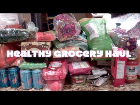 Healthy Grocery Haul: Whole Foods, Trader Joes & Costco