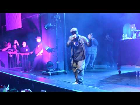 Del the Funky Homosapien - Clint Eastwood (LIVE) @ The Observatory OC 2014