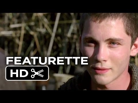 Noah Featurette - Noah's Ark (2014) - Logan Lerman, Russell Crowe Movie HD
