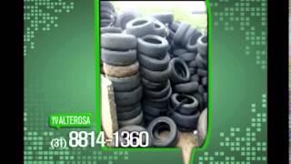 Telespectador flagra URPV com pneus acumulando �gua parada em BH