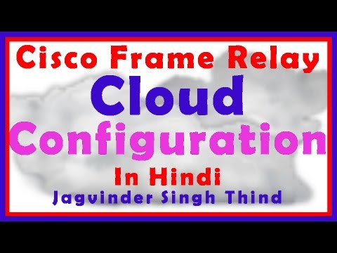 Frame Relay Cloud configuration .avi