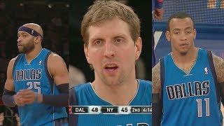 2014.02.24 Dirk Nowitzki, Monta Ellis & Vince Carter