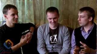 Артем Беляйкин и Александр Гуляев