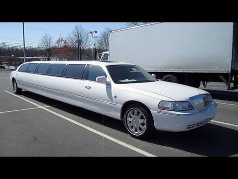 2003 Lincoln Town Car Cartier Limousine Start Up, Engine, and In Depth Tour, In this video I give a full in depth tour of a 2003 Lincoln  limo