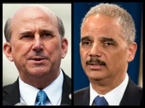 Louie Gohmert vs. Eric Holder