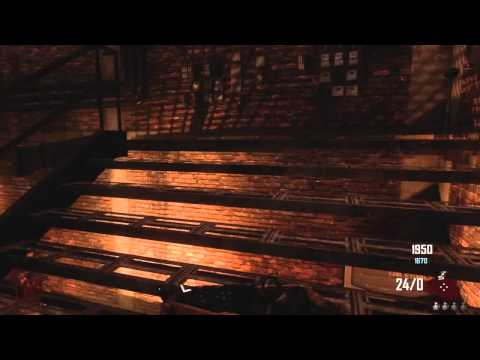 Yami & Edge Black Ops 2 Zombies Gameplay Tranzit Part 1