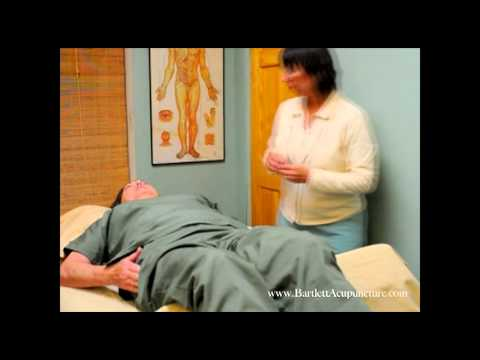 Hip pain relief with Balance Method Acupuncture
