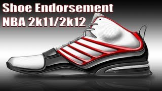 How And When Do You Get The Shoe Endorsement In NBA 2k11