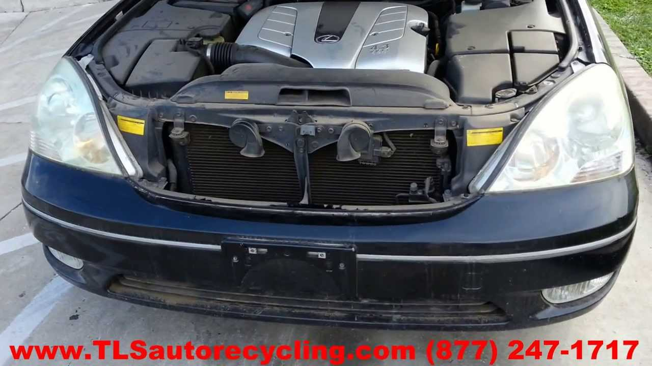 maxresdefault parting out 2002 lexus ls 430 stock 3121br tls auto recycling 2002 Toyota Solara Fuse Box at reclaimingppi.co