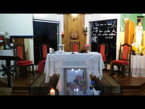 Santa Missa | 20.04.2021 | Terça-feira | Padre Francisco de Assis | ANSPAZ