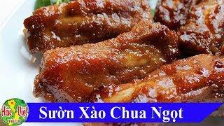 ✅ Nấu S.ườn Xào Chua Ngọt Đơn Giản Nhưng Phải Biết Cách Mới Ngon | Hồn Việt Food
