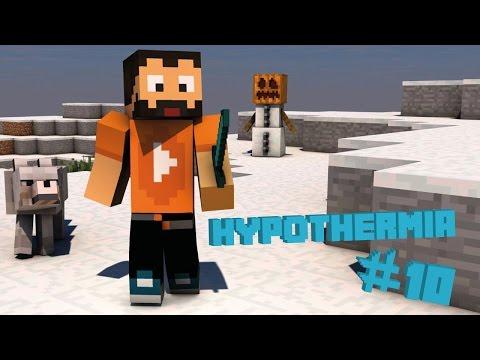Minecraft Hypothermia - Refined Storage - Bölüm 10
