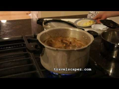 How to make Thai style pork rib stew receipe กระดูกหมูอ่อนตุ๋น