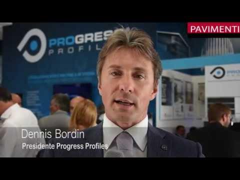 CERSAIE: Dennis Bordin AD di Progress Profiles