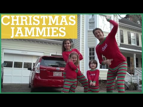 Thumbnail image for '#XMAS JAMMIES - Merry Christmas from the Holderness Family!'
