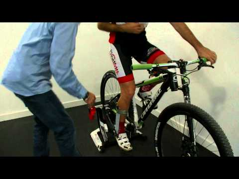 Estudio Biomecánico en bicicleta